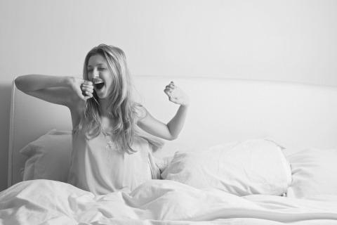 Adolescente despertando