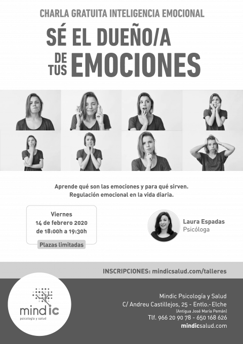 Regulación emocional