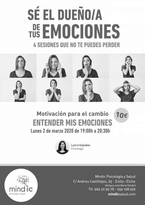 Regulación emocional taller 1
