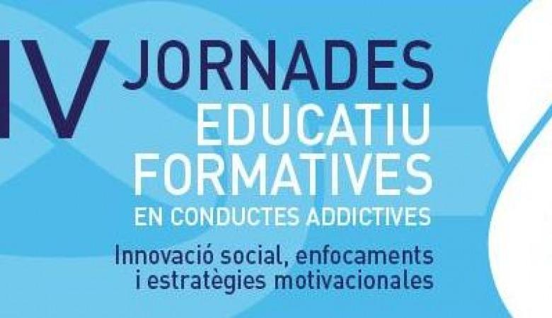 Diapositiva jornadas Educativas-Formativas en conductas adictivas