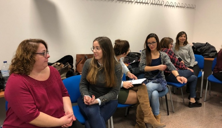 Fotografía del curso de Intervenciones clínicas desde la teoría del apego