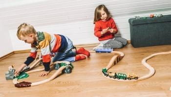 La magia de los juguetes