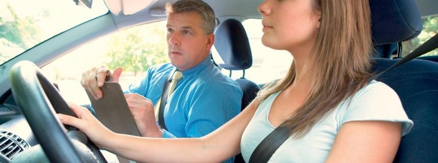 Ansiedad examen de conducir
