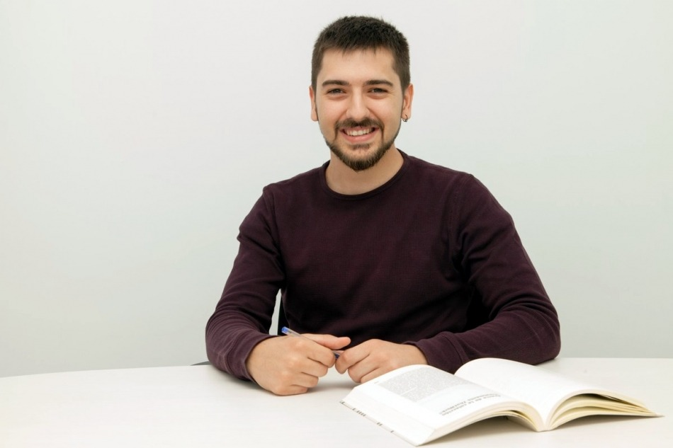Psicólogo Pablo Caselles