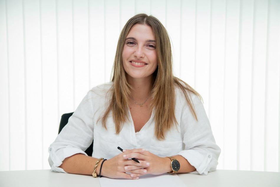 Psicóloga Andrea Cuadrado
