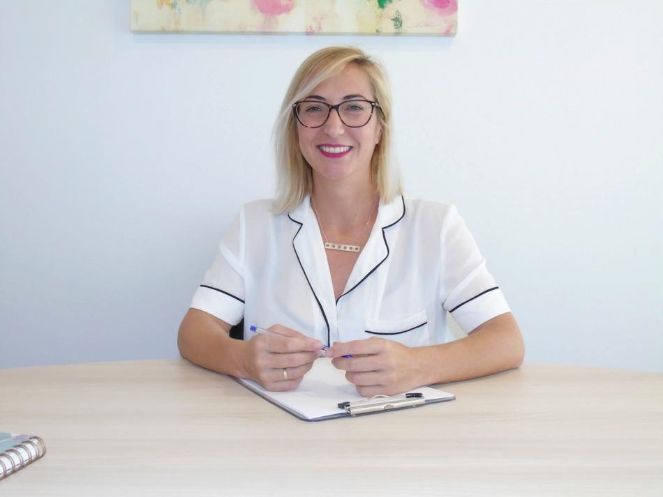Psicóloga Raquel Fernández