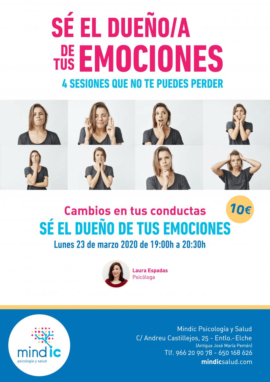 Regulación emocional taller 4