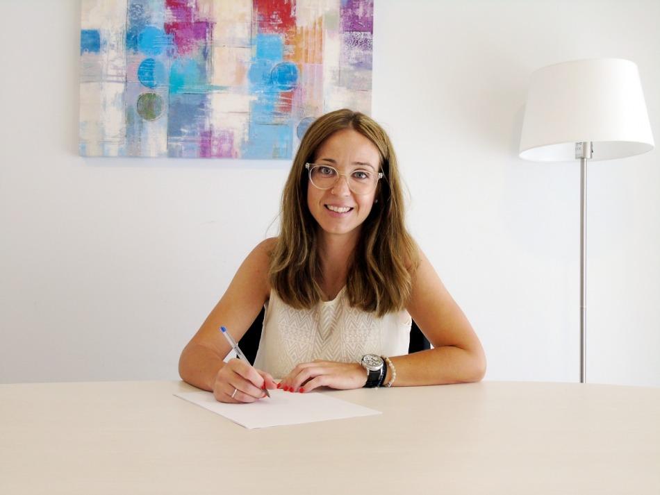 Psicóloga Vanessa Benadero
