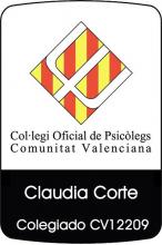 Psicóloga Colegiada Claudia Corte