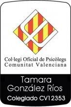 Psicóloga Tamara González