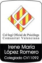 Colegio oficial de psicólogos - Psicóloga Irene López