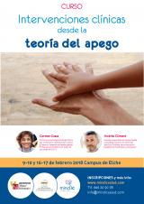 Curso: Intervenciones clínicas desde la teoría del apego